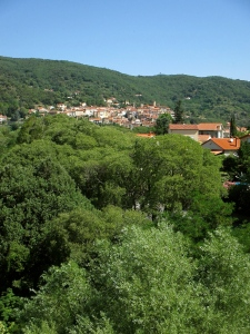Medieval village, Palalda